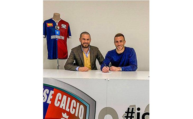 Calcio serie C, l'Imolese è in «buone mani» con il rinnovo del portiere Gian Maria Rossi