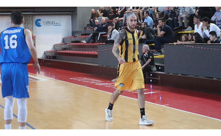 Basket C Gold, gara-2 sorride alla Vsv Imola che vola in semifinale play-off
