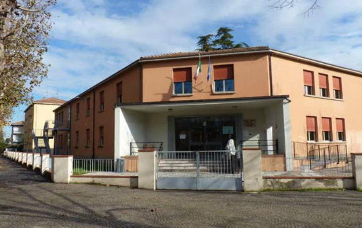La nuova palestra della scuola media Simoni di Medicina sarà costruita dalla ditta Giafra di Cosenza