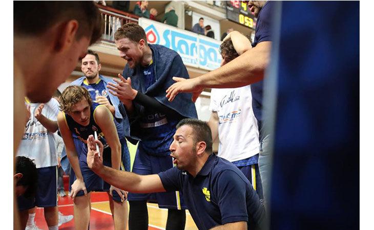 Basket C Gold, gara-3 si colora di gialloblù e Castel Guelfo centra la salvezza