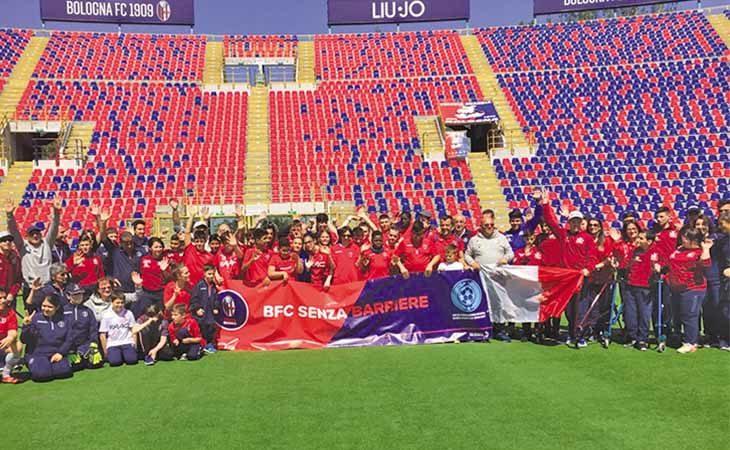 L'associazione castellana «Edu» Cerè e una settimana «Diverse» coi disabili di Malta