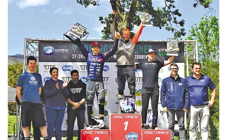 Mountain bike, Mirco Vendemmia secondo in Europa. Domani il campionato regionale Enduro a Castel del Rio