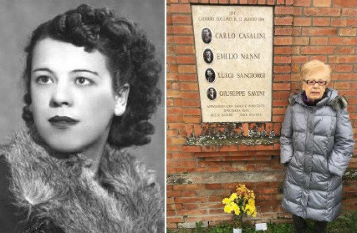 La storia di Annunziata Verità, la staffetta partigiana che nel 1944 sopravvisse alla fucilazione