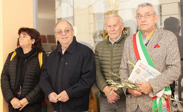 Nuova sede a Fontanelice per l'Auser che potrà contare sull'automezzo donato dall'associazione Sagra della Piè fritta