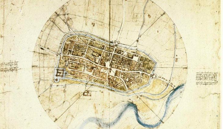"""Sabato 11 maggio a Palazzo Sersanti il convegno """"Da Leonardo a Google Maps'"""