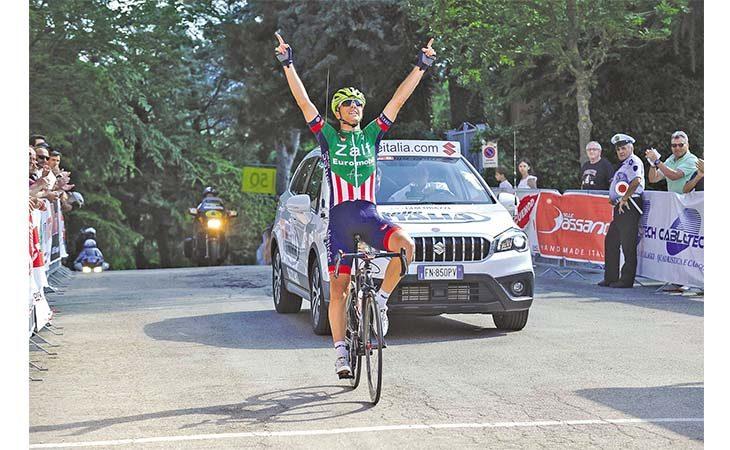Ciclismo, tra Osteria e Castello domani è il giorno della Coppa Varignana