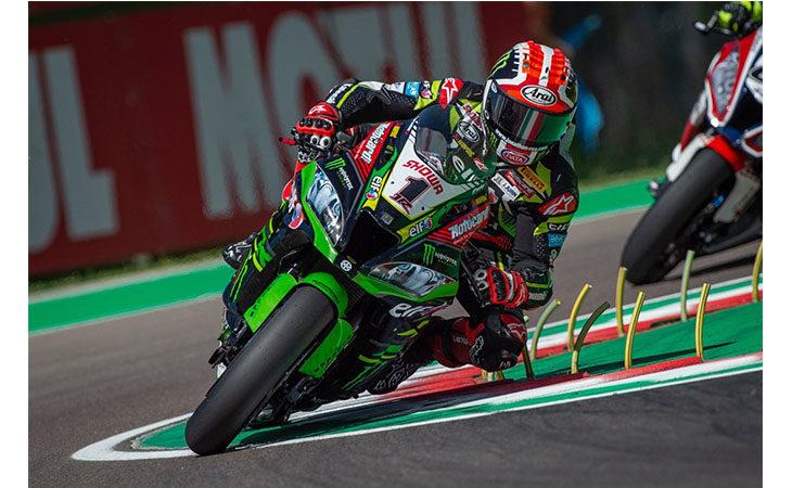 Superbike a Imola, in gara-1 Jonathan Rea interrompe il dominio di Bautista