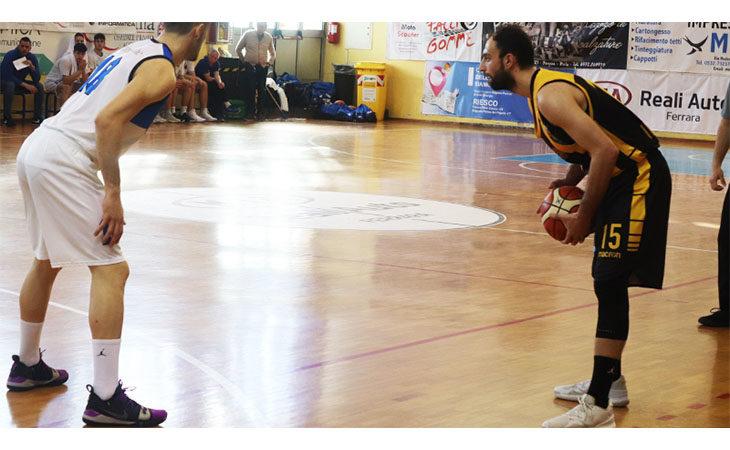 Basket C Gold, la Vsv Imola sbanca Bologna Basket in gara-1 della semifinale play-off
