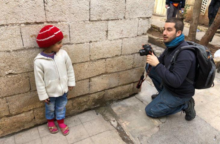 Le foto di Marco Barbera da Kilis, al confine turco-siriano, in mostra dal 7 al 9 giugno nel primo chiostro dell'Osservanza