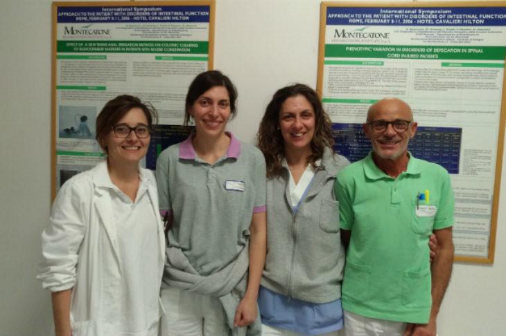 Quattro storie di dipendenti dell'ospedale di Montecatone: «Siamo innamorati di questo lavoro»