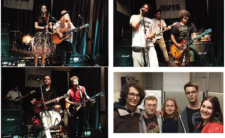 «Gocce di Musica 2019», le band protagoniste della prima serata di selezione. IL VIDEO