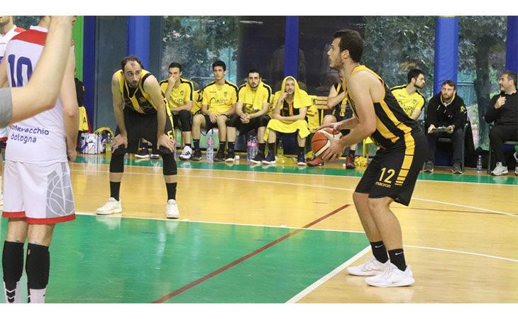 Basket C Gold, rimandato alla «bella» il sogno finale play-off della Vsv Imola
