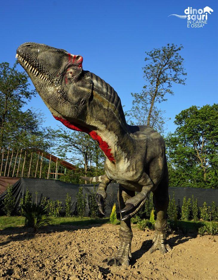 A San Lazzaro sono arrivati i dinosauri!