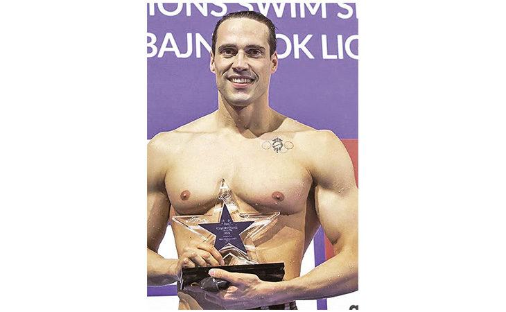 Nuoto, a Budapest Fabio Scozzoli è un fulmine: personale demolito e record italiano sfiorato