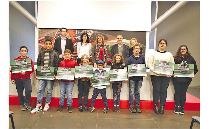 «Acque Minerali, cuore verde dell'autodromo», ecco i vincitori del concorso di tutte le scuole