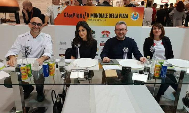 La blogger Virginia Pizza, a Imola da due anni, tra i giudici della categoria gluten free al campionato del mondo di pizza