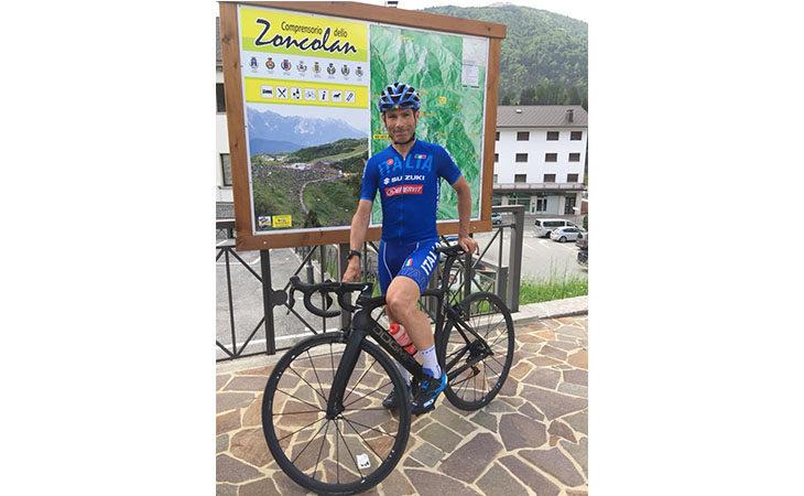 Il c.t. azzurro di ciclismo Davide Cassani e le «Salite d'Italia», serata con «Bibliotè» al Banco Bpm