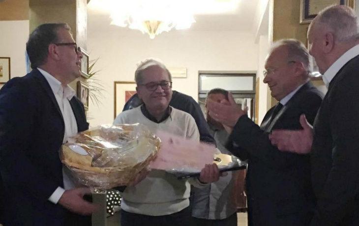 Il salame di Stefano Poggipollini conquista il primo premio alla tredicesima edizione del Campionato castellano