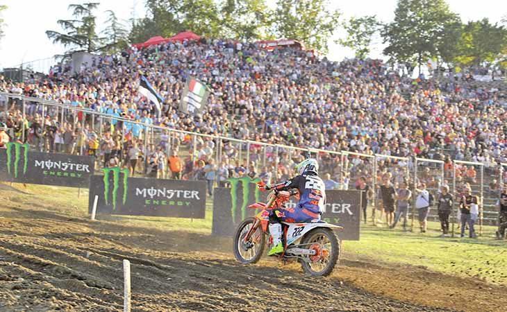 Motocross a Imola, quante novità sul tracciato 2019: partenza «girata» e pista più fruibile