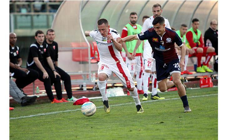 Calcio serie C ritorno primo turno play-off nazionale, tutto esaurito al Galli per Imolese-Monza
