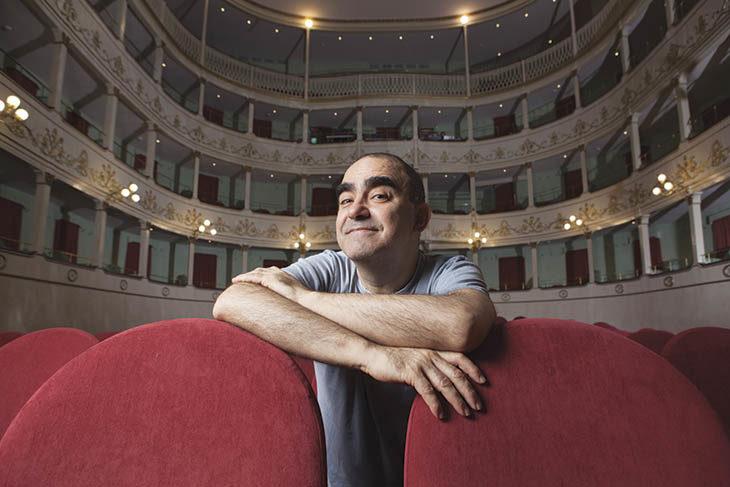 Elio e la sua passione per la musica domani allo Stignani con l'Innocenzo da Imola Ensemble