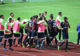 Imolese-Piacenza è la sfida in semifinale per la serie B