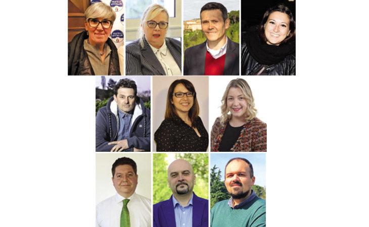 Speciale Comunali 2019, i candidati sindaco e le liste dei consiglieri in Vallata