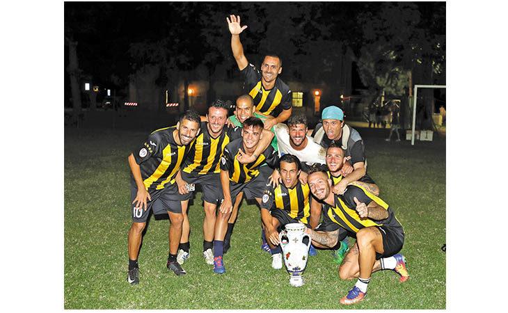 Calcio a 7, al via stasera la 30^ edizione del torneo di Sasso Morelli
