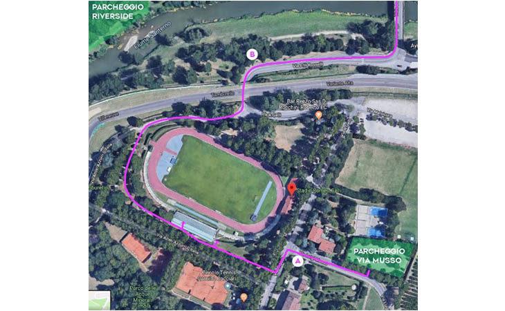 Cresce l'attesa per l'andata della semifinale play-off tra Imolese e Piacenza. Le modalità di accesso allo stadio Romeo Galli