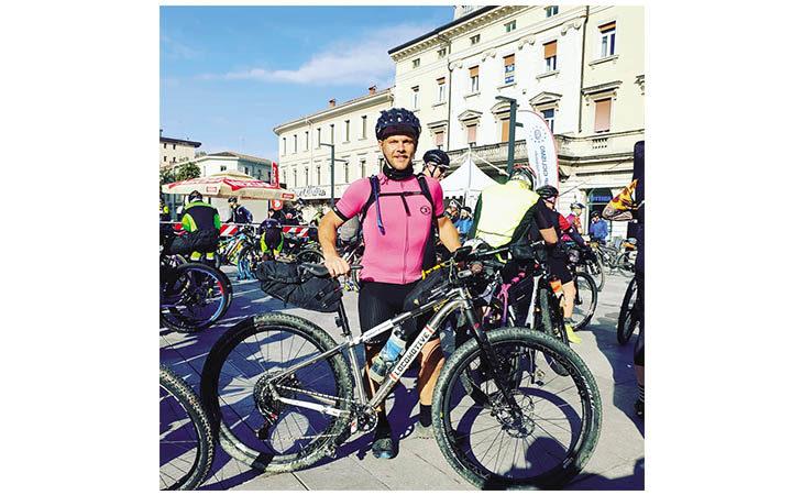 Mountain Bike, il medicinese Stefano Romualdi ci riprova: dal 14 giugno inizierà il suo secondo «Tour Divide»