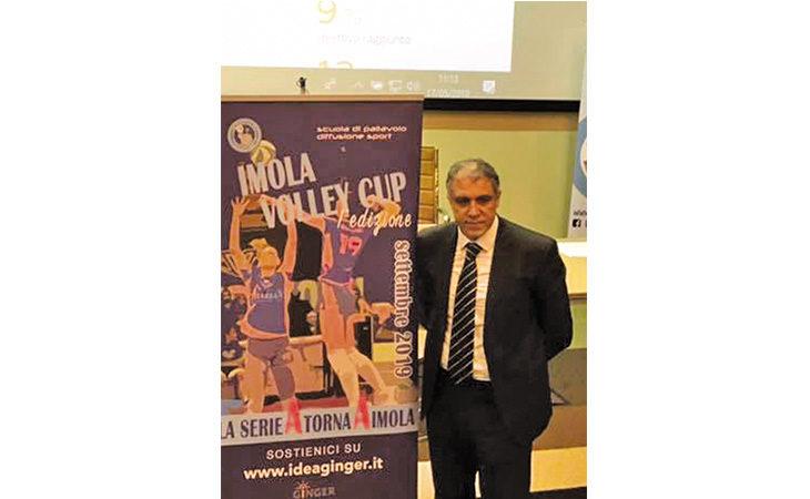 Volley, Diffusione Sport e l'idea di un torneo di serie A al Ruggi. Lanciata una raccolta fondi online