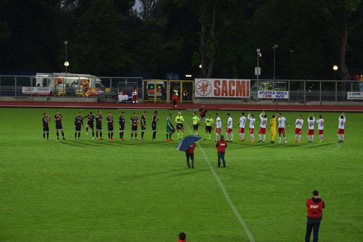Il Piacenza ne fa 2 all'Imolese e mette l'ipoteca sulla finale