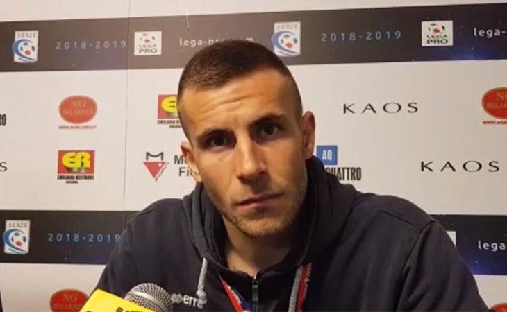 Calcio serie C ritorno semifinale play-off, gli allenatori Dionisi e Franzini e il portiere Rossi nel post-partita di Imolese-Piacenza. IL VIDEO