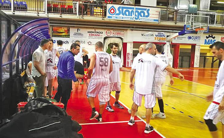 Basket Amatori, stasera al Ruggi l'ultimo atto tra Samiro e Cassero