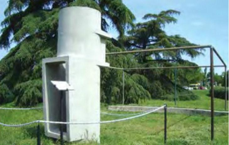 Quattro sculture in restauro nel parco del Sante Zennaro, saranno inaugurate durante la Fiera Agricola