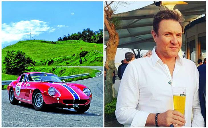 Le auto storiche della «Modena Cento Ore» arrivano a Imola, alla Rocca ci sarà pure Simon Le Bon