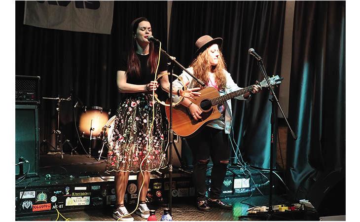 «Gocce di Musica 2019», sul palco per la finale le Degradé acoustic duo