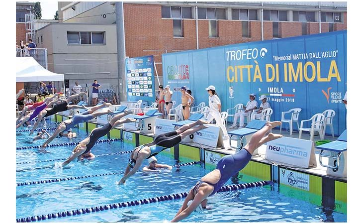 Nuoto, alla piscina Ruggi il 2° Trofeo Città di Imola-Memorial Dall'Aglio con i nostri big ed i super ungheresi