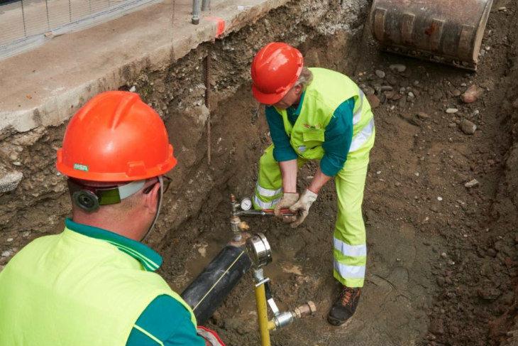 Partono questa settimana in via Bucci i lavori per il rinnovo della rete gas da parte di Inrete, società del gruppo Hera