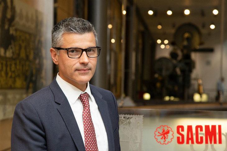 Giulio Mengoli è il nuovo direttore generale del gruppo Sacmi, subentra a Claudio Marani