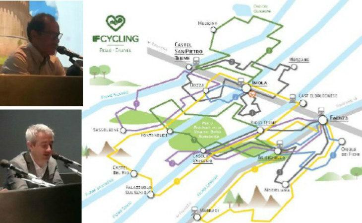 """Percorsi e servizi per sviluppare il cicloturismo: If Imola Faenza presenta il progetto """"If Cycling Road & Gravel'"""
