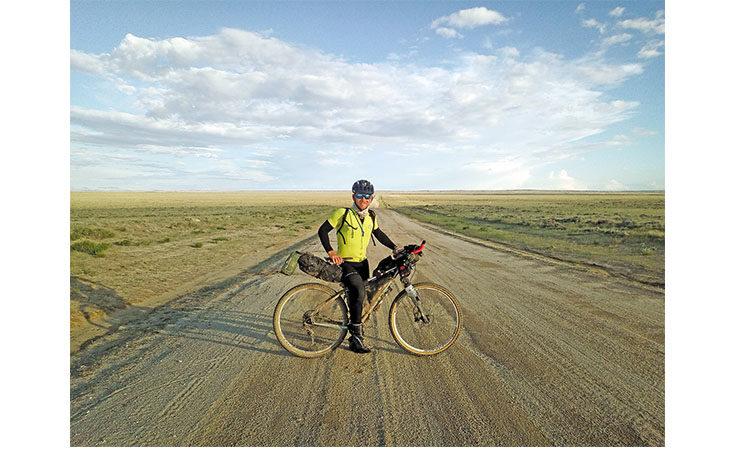 Mountain bike, sensazioni ed aspettative del medicinese Stefano Romualdi alla vigilia del «Tour divide 2019»