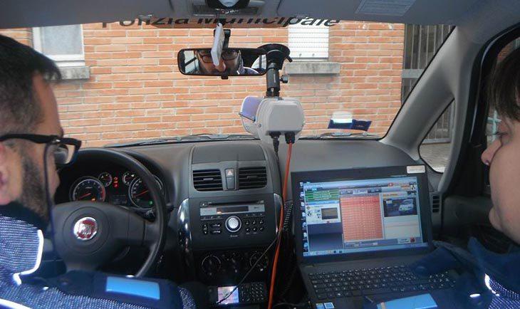 In funzione le telecamere targa system a Imola, controllano chi non ha assicurazione o revisione in regola