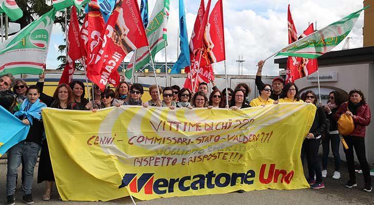 Mercatone Uno, la Regione si è attivata con Inps, Comuni e banche, per gli imolesi concordati aiuti tra Comune e sindacati