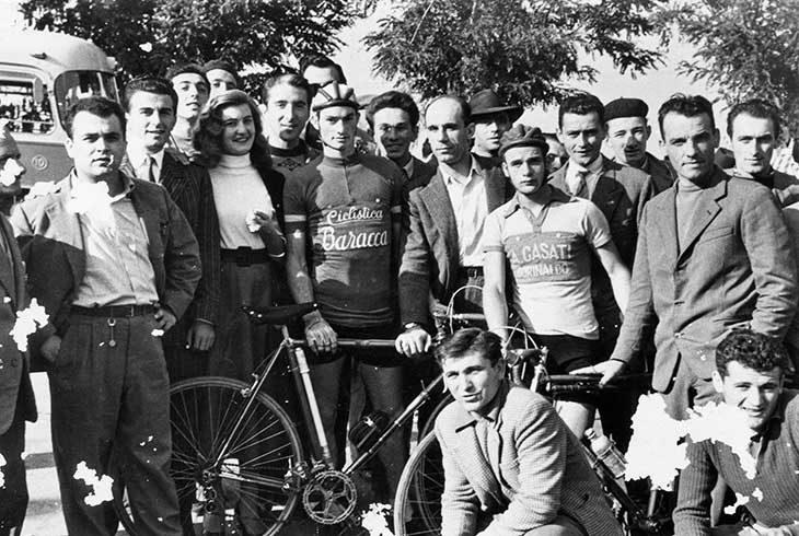 Orlando Vignoli di Bubano, promessa spezzata del ciclismo