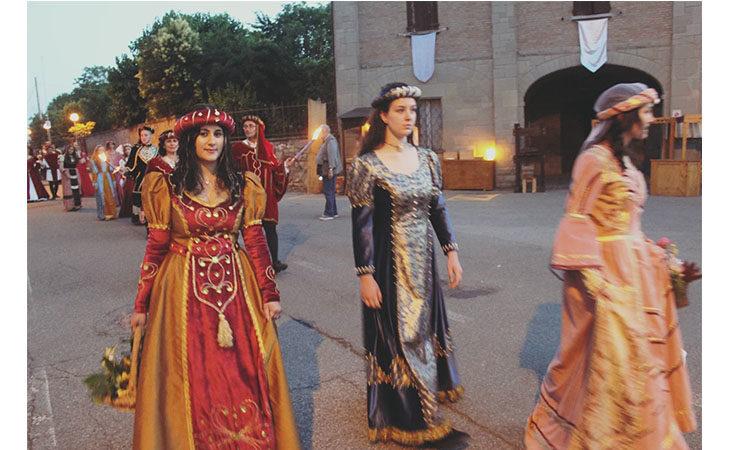 Bubano ritorna all'epoca medievale con gli ultimi due giorni del Palio del Torrione