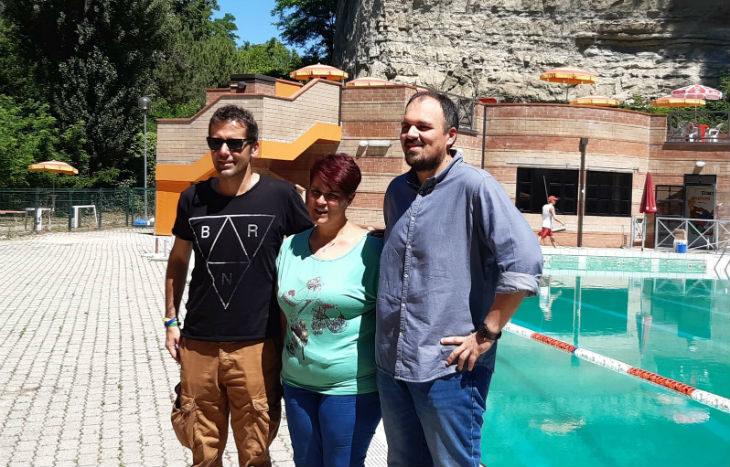 Ha riaperto a Fontanelice e funzionerà fino al 31 agosto la piscina Conca Verde, gestita dalla società De Akker