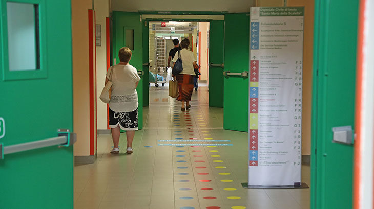 Riorganizzazione estiva in ospedale, riduzioni di posti letto e ristrutturazioni in corso