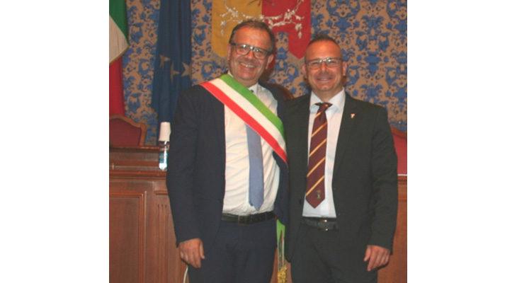 Nuovo ruolo per Tomas Cenni, l'ex assessore è il presidente del Consiglio comunale