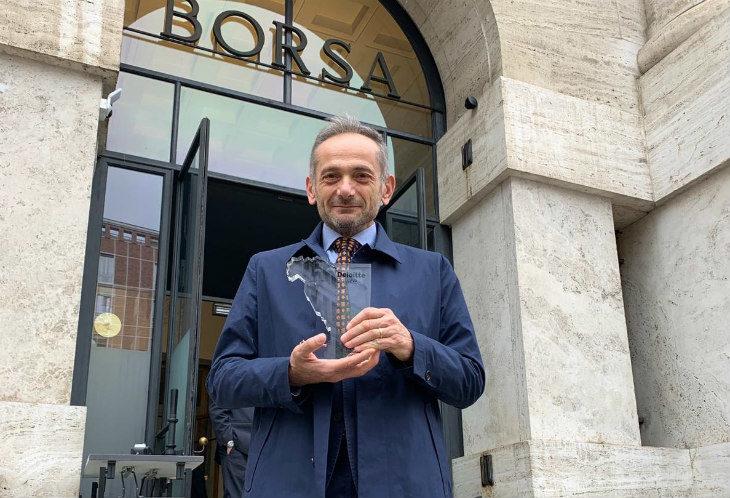 Best managed companies, la Clai premiata a Milano dalla multinazionale Deloitte per il secondo anno consecutivo